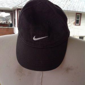 Boys Nike hat.